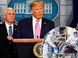 Donald Trump makesMike Pence his coronavirus czar and will spend 'whatever it takes'