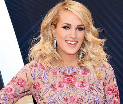 Carrie Underwood Opens Up About Her Body Not 'Bouncing Back' After Baby