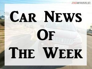 Car News Of The Week Nissan Kicks Details Harrier 7-Seater Plans New Thar Spied And More
