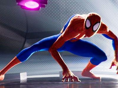 New Spider-Man: Into the Spider-Verse Image Spotlights Peter Parker