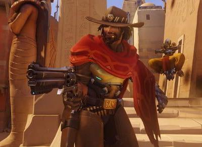 Overwatch fans can finally pull the trigger on a McCree Nerf blaster