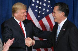 Trump Calls on Mitt Romney to 'Be a Team Player' in Response to Scathing Op-Ed