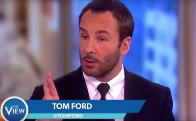Tom Ford has been refusing to dress Melania Trump for years