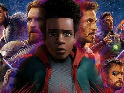 Spider-Man: Into the Spider-Verse Directors Talk MCU Connections