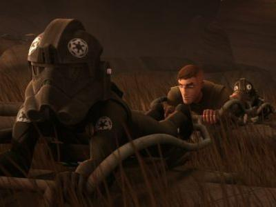 New 'Star Wars Rebels' Clip: Ezra Leads a Rescue Mission for Hera