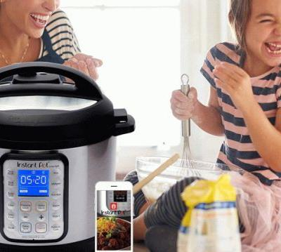 There are so many Instant Pots on sale right now