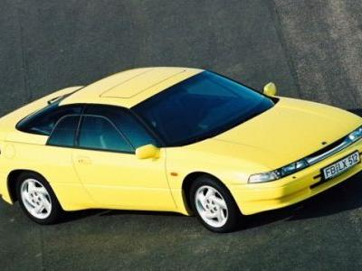 The Weird Reason Subaru SVX Owners Keep Getting the Wrong Windshields