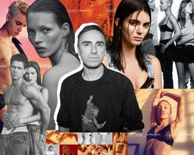 Raf Simons' first Calvin Klein show will combine men & women