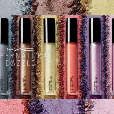 MAC Supernatural Dazzle Collection for March 2018