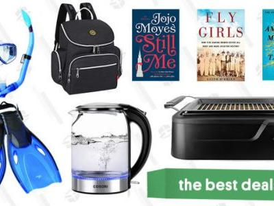 Sunday's Best Deals: Speedo, Sunglasses, Smokeless Grill, and More