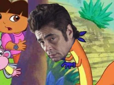 'Dora the Explorer' Movie Casts Benicio del Toro as the Villain, Swiper the Fox