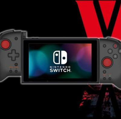 Hori is releasing chunky Joy-Cons for Daemon X Machina