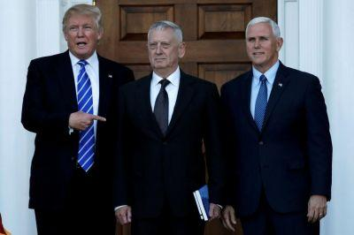 Donald Trump to Nominate Retired Marine Corps General James Mattis for Secretary of Defense