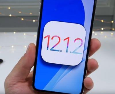 Whats new in iOS 12.1.2