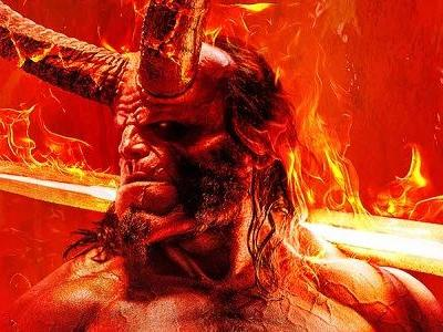 Official Hellboy Trailer IsFun, Definitely R-rated
