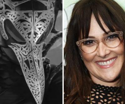 """Ricki Lake Revealed As The The Raven On 'The Masked Singer': """"I Was In A Lot Of Pain"""""""