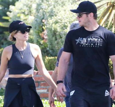 Chris Pratt Proposed to His Girlfriend With a Celeb-Favorite Ring Style