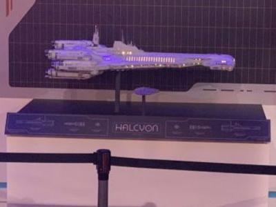 The STAR WARS: GALAXY EDGE HOTEL Has Been Revealed - Disney Unveils The Halcyon