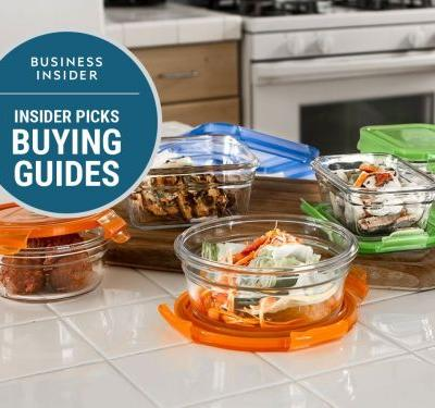 The best food storage containers you can buy