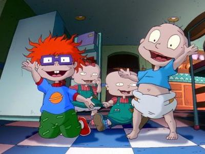 Rugrats Gets Nickelodeon Reboot & Live-Action Movie in 2020