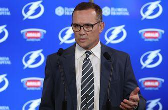 Steve Yzerman reportedly stepping down as Lightning GM, to be replaced by Julien BriseBois