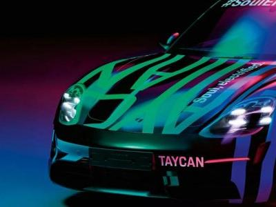 This Is Our Best Look Yet At The Incoming Porsche Taycan