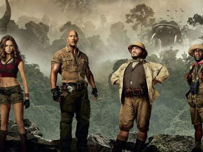 Jumanji: Welcome to the Jungle Writers Returning For Sequel