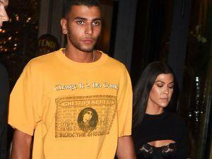It Looks Like Things Are Getting Serious Between Kourtney Kardashian And Her Boyfriend