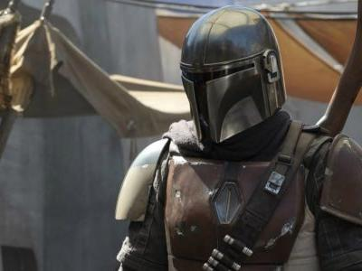 The Mandalorian: First Look at Jon Favreau's Star Wars Live-Action TV Show