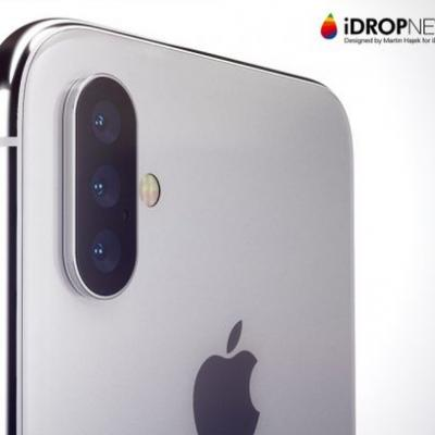 Triple-Lens Camera on 2019 iPhones Said to Enable 3D Sensing and Enhanced Zoom