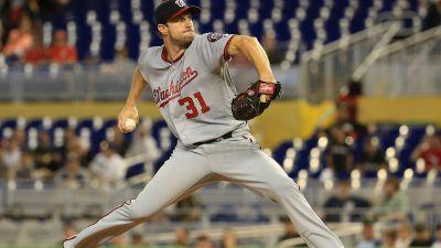Nationals' Max Scherzer scratched Friday, placed on 10-day DL