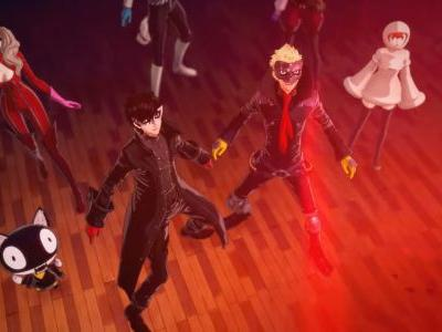 Persona 5 Strikers Goes All-Out In Latest Action-Packed Trailer