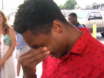 Man walks 20 miles to first day of work, CEO gifts him car as thanks