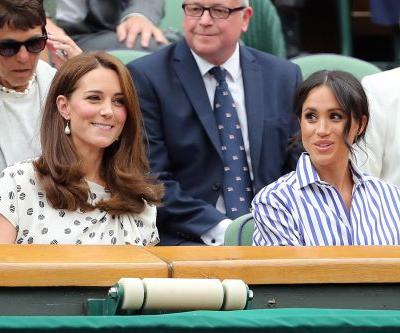 Meghan Markle Rewriting The Royal Rules Has Allegedly Brought Her Closer To Kate Middleton