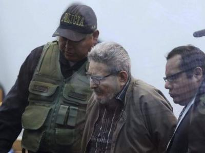 Peru court gives ex-rebel leader life sentence for car bomb