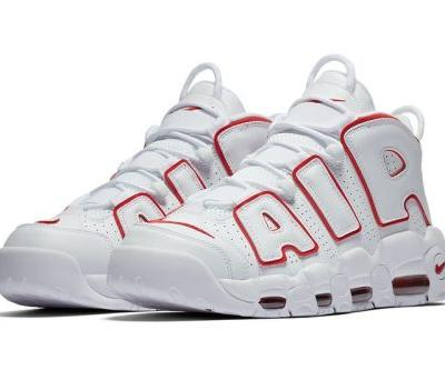 """Detailed look at the Nike Air More Uptempo """"Renowned Rhythm"""""""