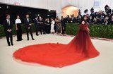 Nicki Minaj Was the Best Kind of Sinner Among Saints at the Met Gala, and Her Outfit Proves It