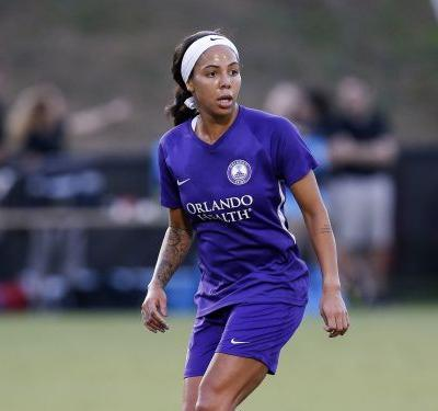 World Cup champion Sydney Leroux takes on male critics chastising her for practicing while pregnant
