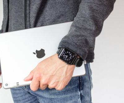 MacRumors Giveaway: Win a Black Leather Apple Watch Band From Southern Straps