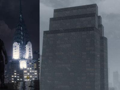 Spider-Man: Miles Morales Has No Chrysler Building Due to Copyright Issues