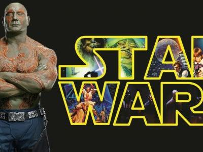 Dave Bautista Reveals Multiple Failed Star Wars Movie Auditions