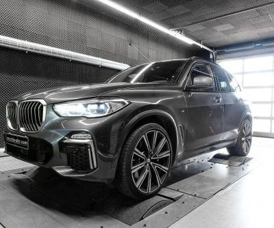 BMW X5 M50d Gets 515 HP Thanks To Mcchip DKR