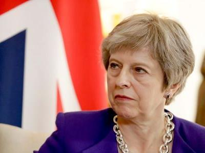 The pound is tanking as May speech deepens Brexit crisis