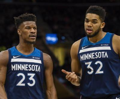 Jimmy Butler requests trade with three teams in mind