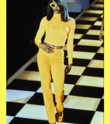 Naomi Campbell is this year's CFDA Fashion Icon