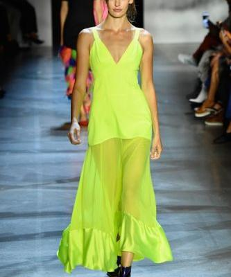 Lime Green Dresses, Bags, Tops & More Because Slime Is Officially Trending