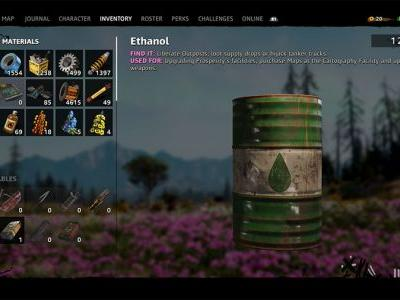 How To Get Ethanol Fast In Far Cry New Dawn