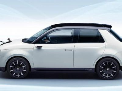 Honda's Electric Supermini Confirmed As 'Honda E'