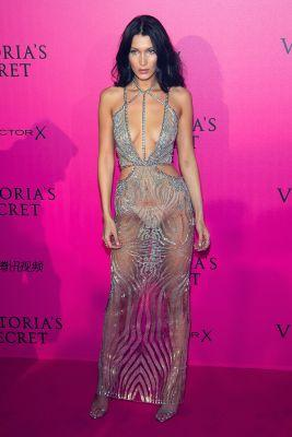 See the Most Revealing Dresses at the 2016 Victoria's Secret Fashion Show After Party!