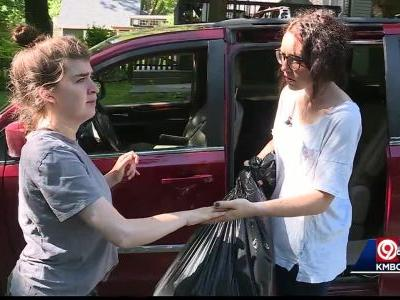 Autistic woman's recycling business more about human connections